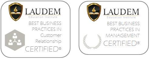 Laudem_CertifiedPrograms