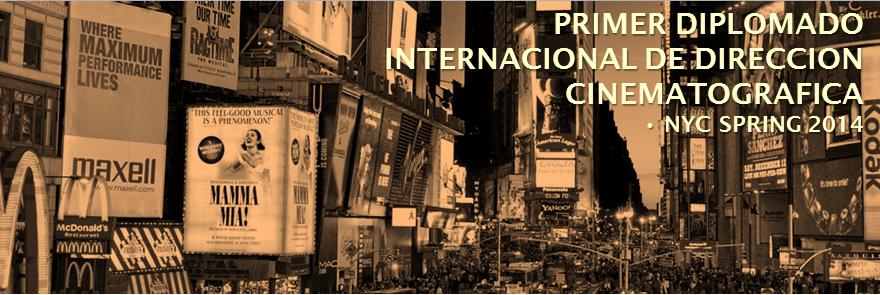 Diplomado Internacional de Dirección Cinematográfica