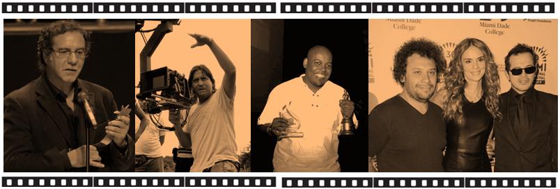 Docentes Diplomado Internal Cine NY, 2014